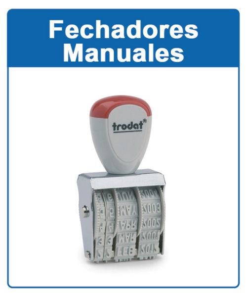 Fechadores manuales