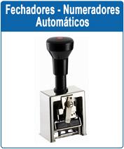 Fechadores y Numeradores metálicos sin placa Reiner