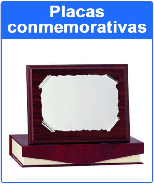 Placas homenaje