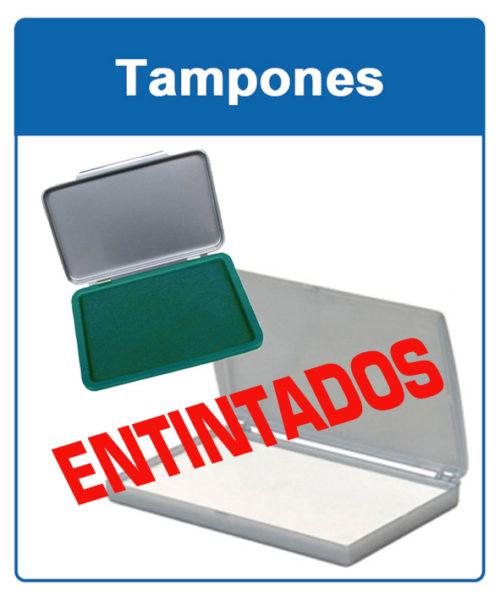 Tampones entintados