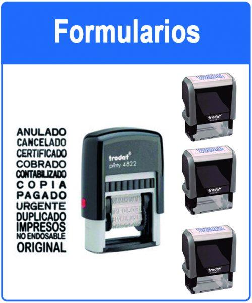 Formularios Printy