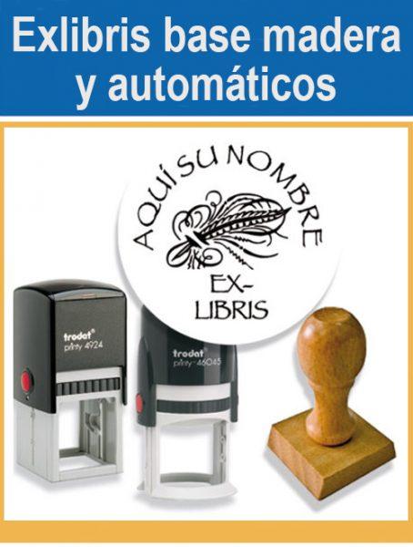 Exlibris clásicos y automáticos
